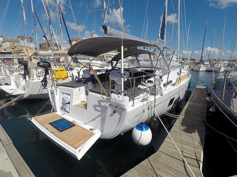 Hanse 458 (Summer wind - BT) Hanse 458 - 11