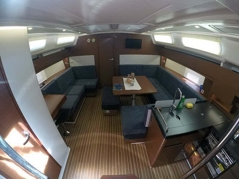 Hanse 458 (Summer wind NEW 2019! - BT) Interior image - 9