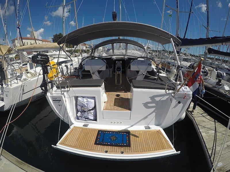 Hanse 458 (Summer wind - BT) Hanse 458 - 13