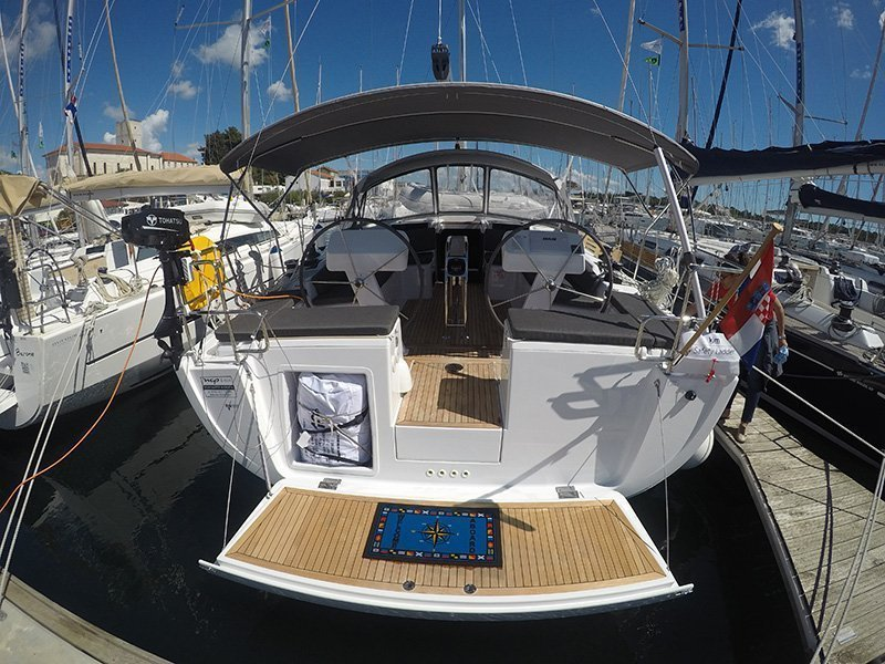 Hanse 458 (Summer wind NEW 2019! - BT)  - 13