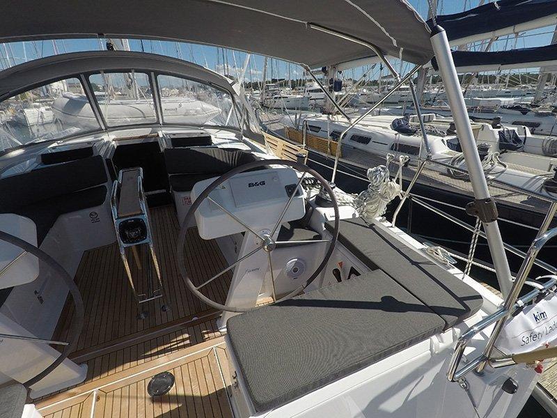 Hanse 458 (Summer wind - BT) Hanse 458 - 9
