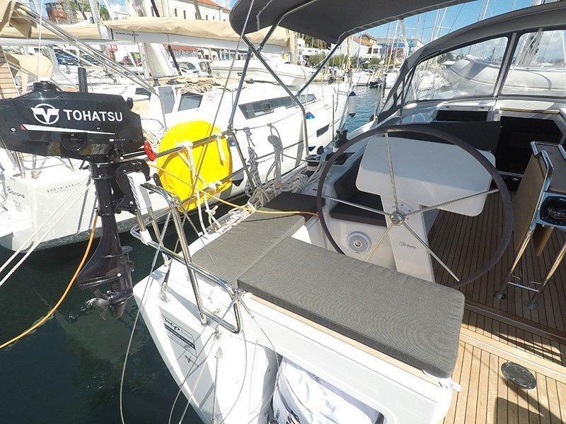 Hanse 458 (Summer wind NEW 2019! - BT)  - 2