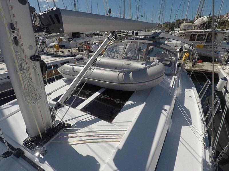 Hanse 458 (Summer wind - BT) Hanse 458 - 5
