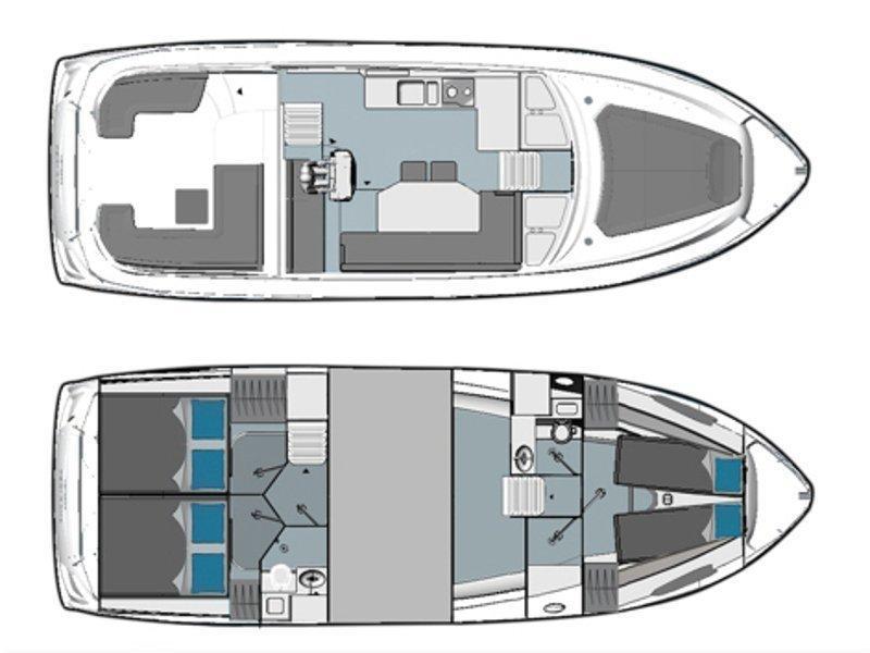 Bavaria E40 Sedan (Thea-Marie) Plan image - 5