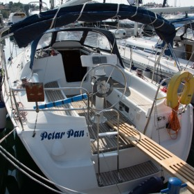 PETAR PAN (2017 sails)