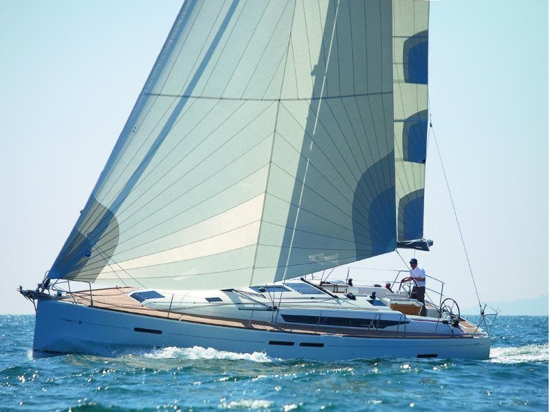 Sun Odyssey 449 (Port Royal) Main image - 9