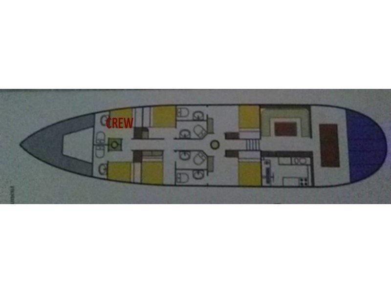 Gulet Dona (Dona) Plan image - 13