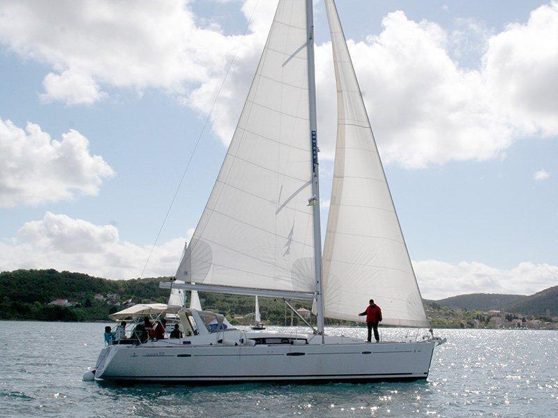Oceanis 50 (Pika II (Bowthruster, Sails 2020, AC + generator)) Main image - 0