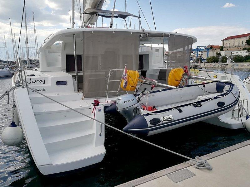 Lagoon 450 (Juraj)  - 7