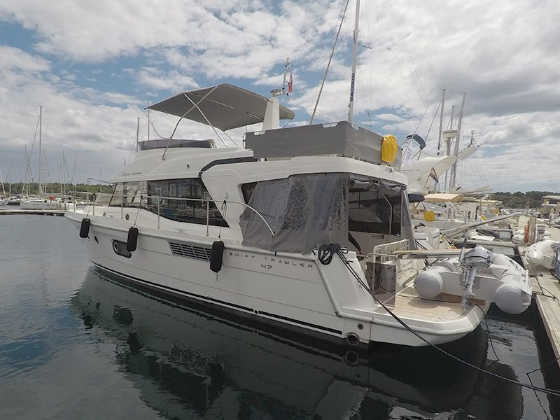 Beneteau S. Trawler 47 (Ocean dreamer NEW 2019) Swift Trawler 47 - 25