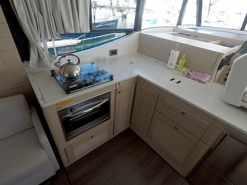 Beneteau S. Trawler 47 (Ocean dreamer NEW 2019) Swift Trawler 47 - 3