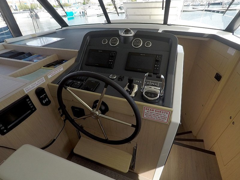 Beneteau S. Trawler 47 (Ocean dreamer NEW 2019) Swift Trawler 47 - 14