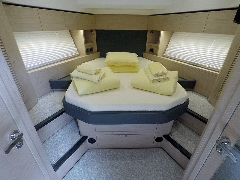 Beneteau S. Trawler 47 (Ocean dreamer NEW 2019) Swift Trawler 47 - 27
