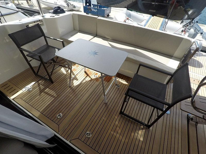 Beneteau S. Trawler 47 (Ocean dreamer NEW 2019) Swift Trawler 47 - 11