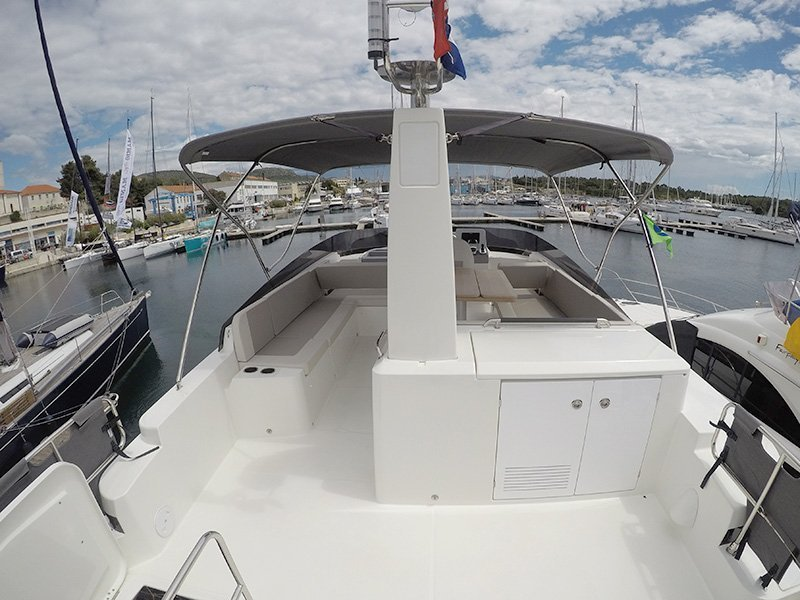 Beneteau S. Trawler 47 (Ocean dreamer NEW 2019) Swift Trawler 47 - 18