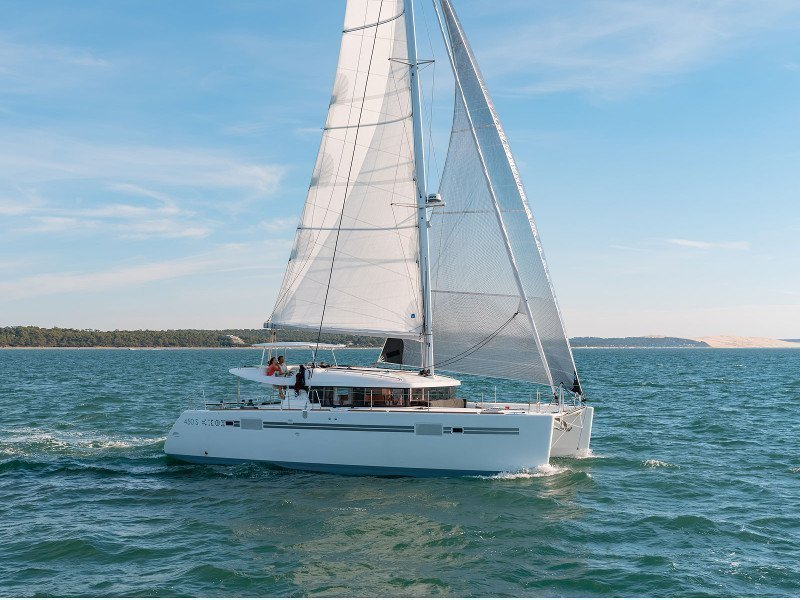 Lagoon 450 Sport (Salty Love) Main image - 11