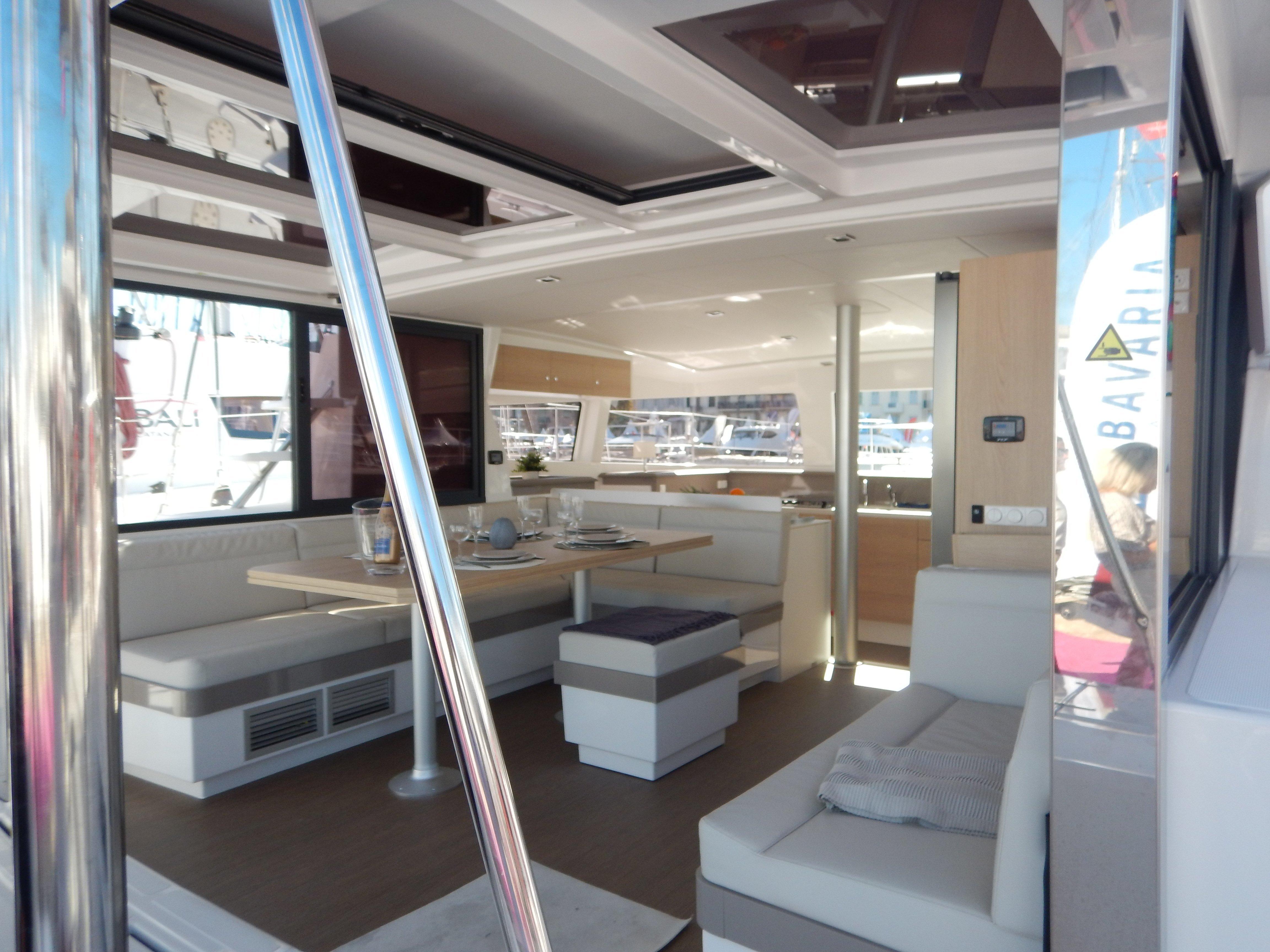 Bali 4.3 - 4 double cabins (Carpe Ventum)  - 2