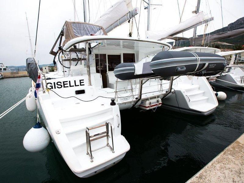 Lagoon 400 S2 (Giselle) Main image - 0