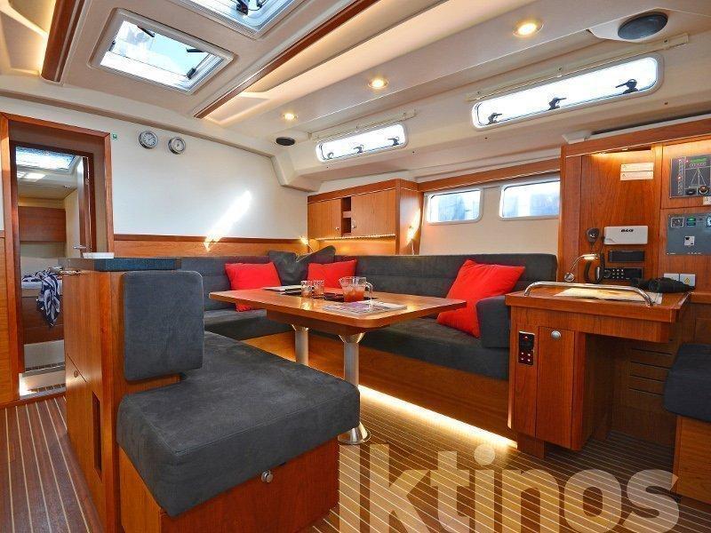 Hanse 505 (Iktinos) Interior image - 11