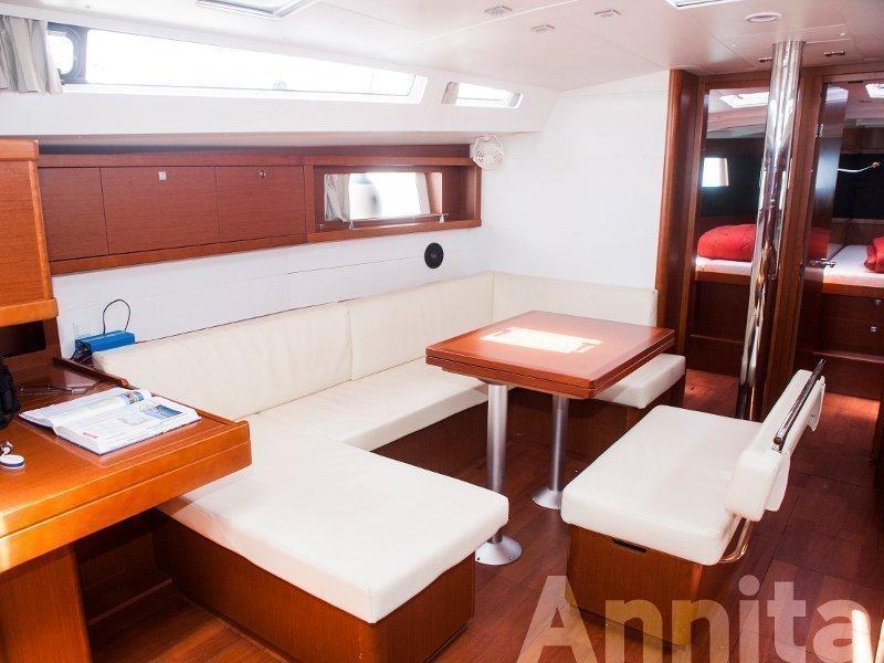 Oceanis 48 (Annita) Interior image - 13