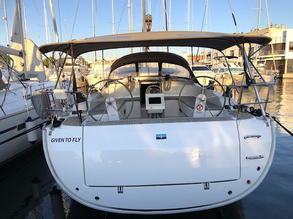 Bavaria Cruiser 51 (Given To Fly)  - 4
