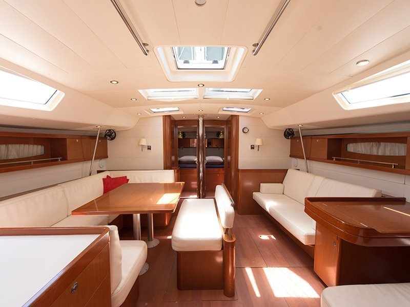 Oceanis 54 (Chill Out) Interior image - 10
