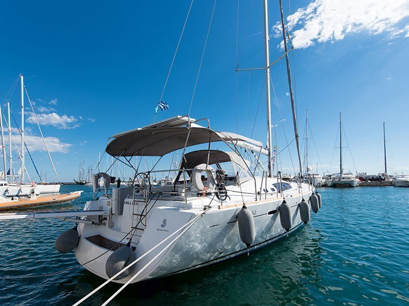 Oceanis 54 (Chill Out)  - 18