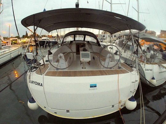 Bavaria Cruiser 46 (Eurydika) Main image - 0