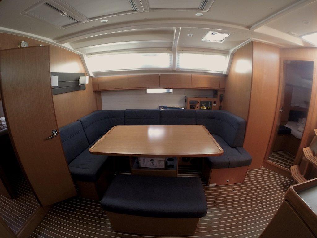 Bavaria Cruiser 46 (Eurydika) Interior image - 4