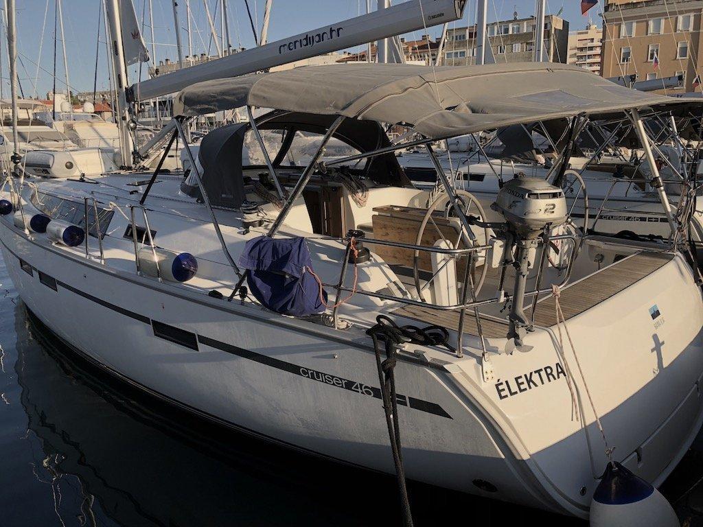 Bavaria Cruiser 46 (Elektra)  - 16