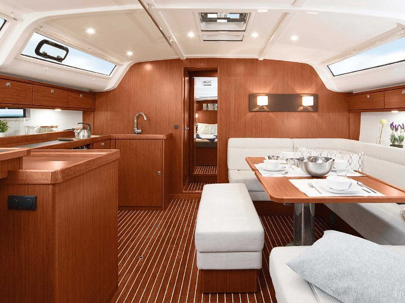 Bavaria Cruiser 51 (Calipso) Interior image - 5