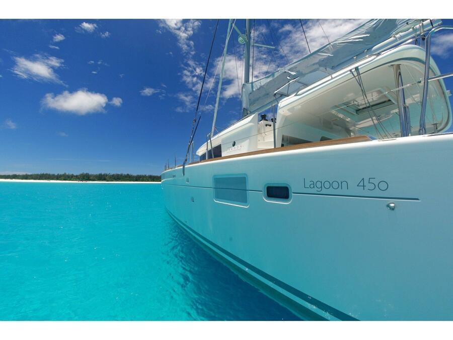 Lagoon 450 sporteck 3 cabin (Aitana) Main image - 25