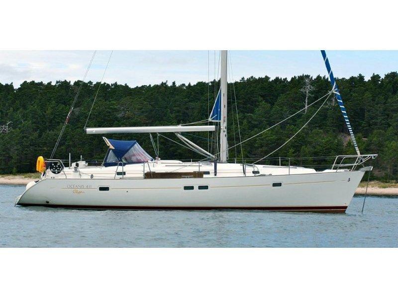 Oceanis Clipper 411 (Ana Marija (Sails 2020)) Main image - 0
