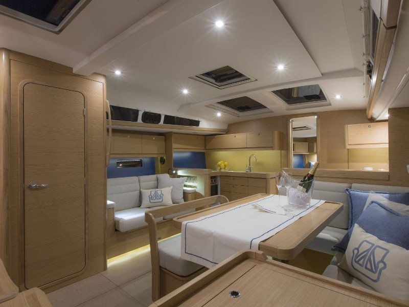 Dufour 460 Grand Large (BELLAVITA) Interior image - 1