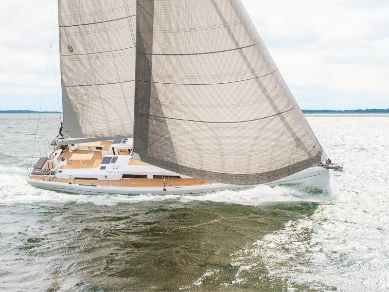 Hanse 548 (Marine Spirit Five) Main image - 8
