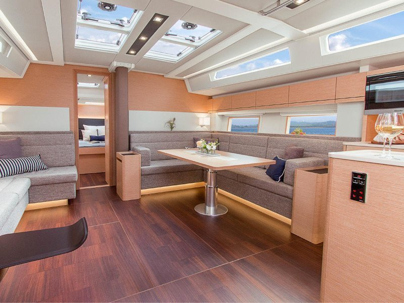 Hanse 548 (Marine Spirit Five) Interior image - 9