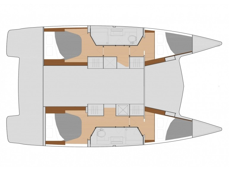 Lucia 40 (4cab./2hds) (Pearl) Plan image - 2