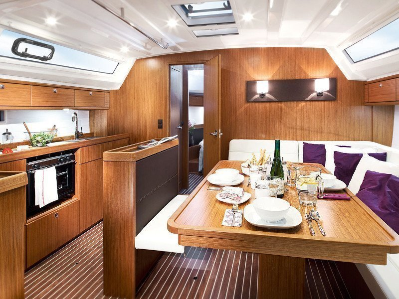 Bavaria Cruiser 46 (B46-14) Interior image - 1