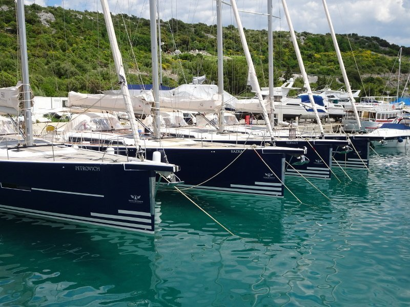 Dufour 56 Exclusive (BAZILIO - fully equipped)  - 4