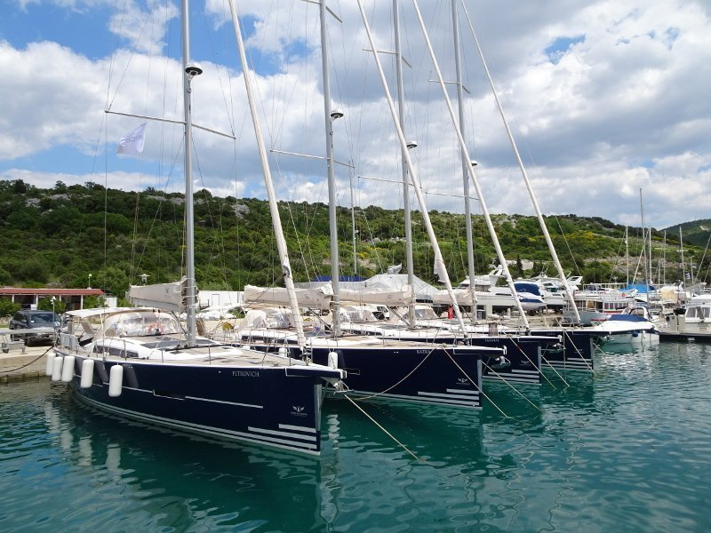 Dufour 560 Grand Large (LETO - fully equipped)  - 28