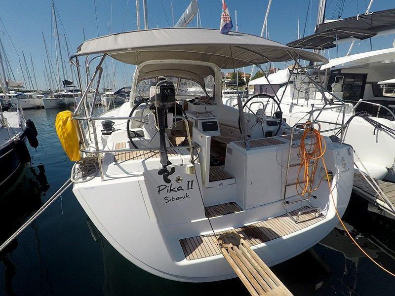 Oceanis 50 (Pika II (Bowthruster, Sails 2020, AC + generator)) Oceanis 50 - 18