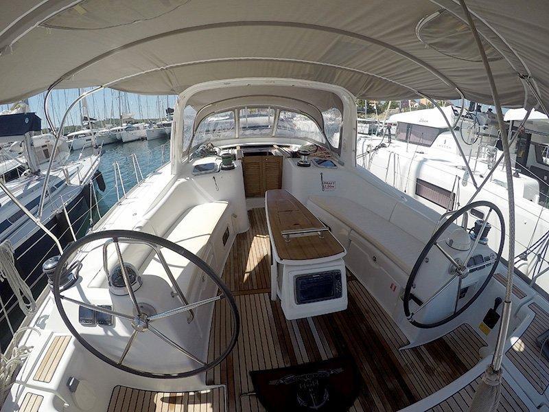 Oceanis 50 (Pika II (Bowthruster, Sails 2020, AC + generator)) Oceanis 50 - 31