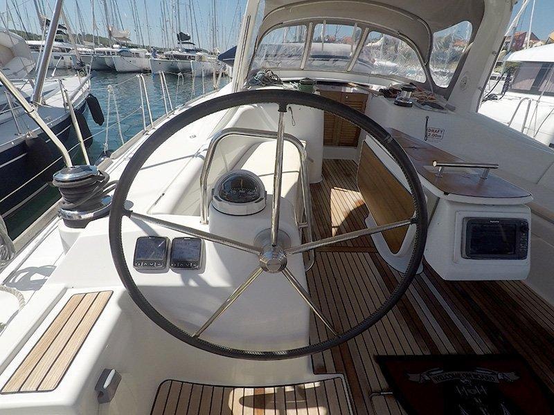 Oceanis 50 (Pika II (Bowthruster, Sails 2020, AC + generator)) Oceanis 50 - 24