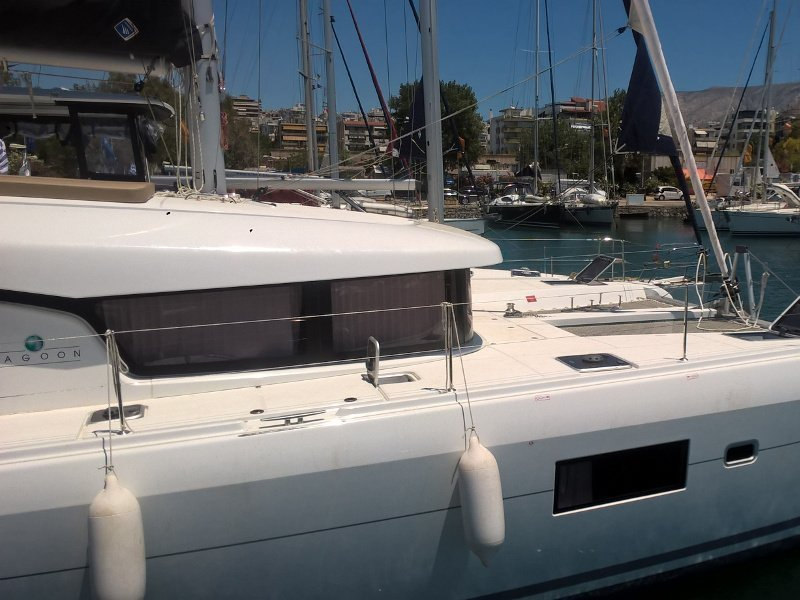 Lagoon 42 (Aeolian Breeze)  - 20
