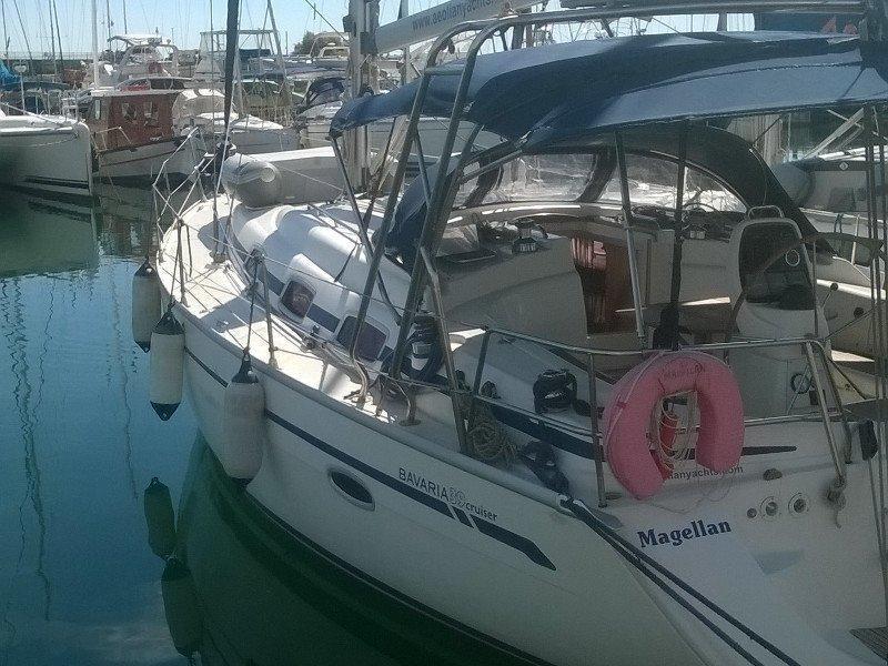 Bavaria 39 Cruiser (Magellan)  - 5