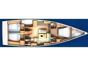 Hanse 505 (Team B) Plan image - 2
