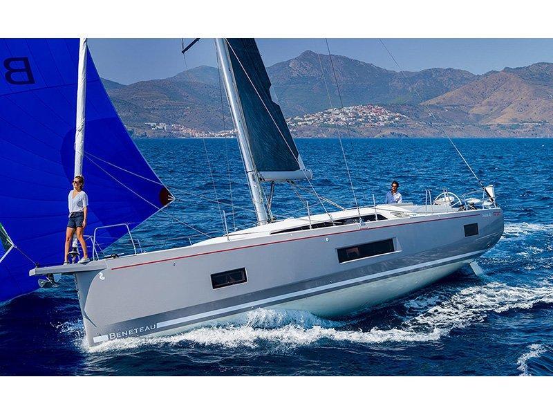 Oceanis 46.1 (Greta NEW 2020! - BT) Main image - 1