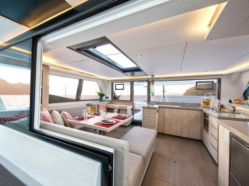 Leopard 45 (Prince Laurence) Interior image - 1