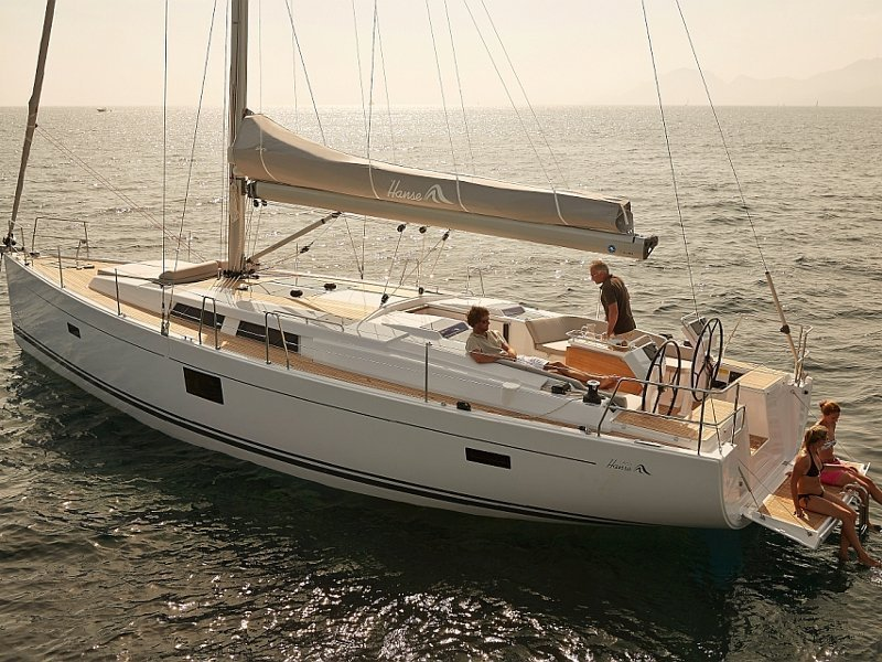 Hanse 455 (Diamond) Main image - 0