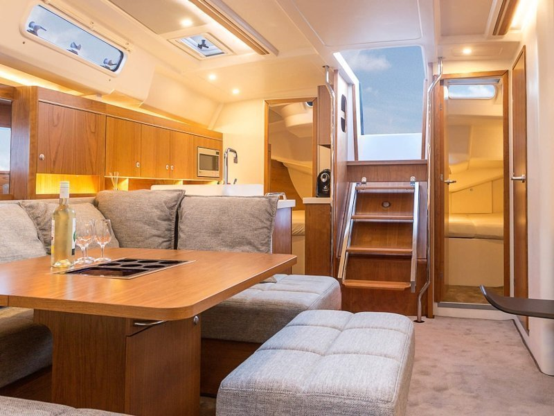 Hanse 455 (Diamond) Interior image - 2